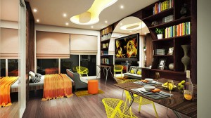 Luxury Studio Apartments in Noida