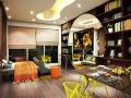 Night View - Bedroom Plan